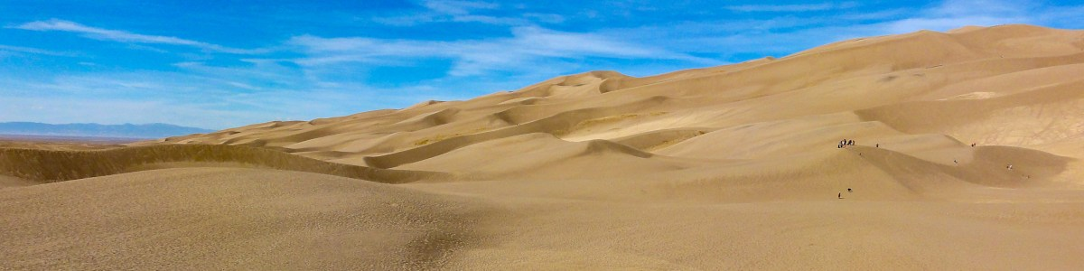 Great Sand Dunes National Park: Biggest Sandbox in America